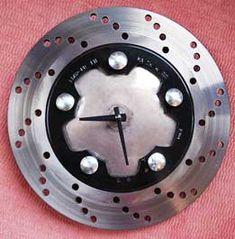 #diy #howto Motor Recycled Clocks