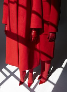 Photographed by Viviane Sassen for AnOther Magazine Fall 2012