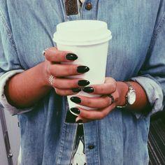 coffee + chambray #bdg