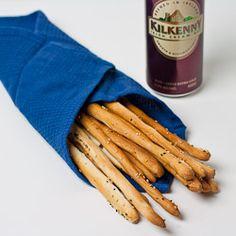 Grissini (Bread Sticks)