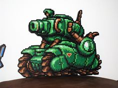 Metal Slug Formor Bead Sprite by DrOctoroc on DeviantArt