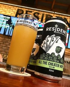 Legit hazy IPA from @residentbrewing will be dropping tomorrow at 12pm in downtown SD. Don't snooze on this one. Who else is excited about this? - #residentbrewing #allthecheaterhops #sdbeer #craftbeer #sandiego #sandiegoconnection #sdlocals #sandiegolocals - posted by Craftbeeray https://www.instagram.com/craftbeeray. See more San Diego Beer at http://sdconnection.com