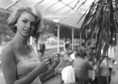 Ewa Wiśniewska: dama polskiej sceny - Film.Zbrodniarz i panna 1963r