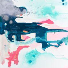 Wink to Wonderland - art print