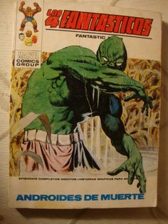 VERTICE MARVEL COMIC GROUP TACO 4 FANTASTICOS N º 48 - RQ