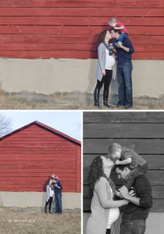 barn maternity session ~ natural light lifestyle photographer in the Triangle area ~ Cary North Carolina maternity photographer #maternityphotographer #familyphotographer