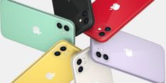 Las ventas de los iPhone 11 según explica en su último informe la firma de investigación Omdia, es superior al...
