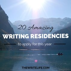 Dream of spending time at an artist residency? Here are 20 quiet colonies that want writers.