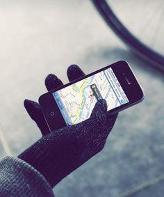 Mujjo Touchscreen Handschoenen S/M