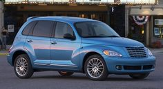 Chrysler PT Cruiser. 2000-2010 гг. США, Австрия.