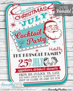 Fun Christmas In July Ideas.35 Best Christmas In July Party Ideas Images Xmas