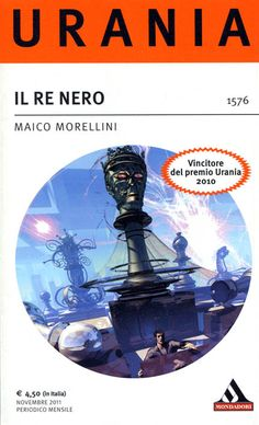 """Il Re Nero"" (2011) di Maico Morellini Science Fiction Books, Quotations, Comic Books, Comics, Cover, Movie Posters, Chess, Gingham, Drawing Cartoons"