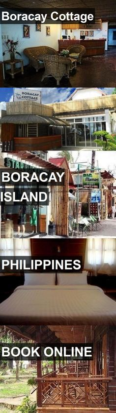 Hotel Boracay Cottage in Boracay Island, Philippines. For more information, photos, reviews and best prices please follow the link. #Philippines #BoracayIsland #BoracayCottage #hotel #travel #vacation