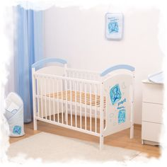 BABY COT WOODEN-TEDDY BEAR COLLECTIONS 120x60CM. | Cots | You can change the shop title in MODERATION \ SEO