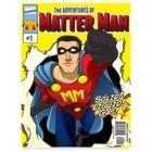 Science: Matter Man Comics
