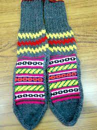 upper shimla area socks