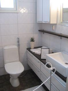 Bathroom from Bostadsmässan in Vaasa, Finland 2008