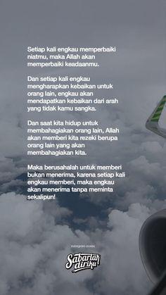 New Quotes Indonesia Cinta So True Ideas Quran Quotes Inspirational, Islamic Love Quotes, Muslim Quotes, New Quotes, Words Quotes, Motivational, Life Quotes, Funny Quotes, Anissa Jones