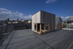 tazuka architect 高台の茶室/Tea House on a Hill