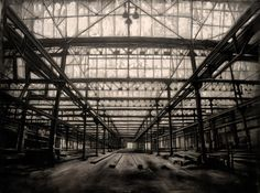 Abandoned Warehouse, 2009, Valerio D'Ospina