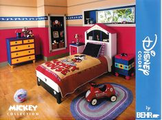 Toddler Boy Room Pai