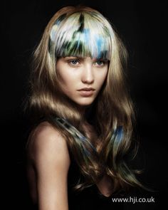L'Attico: 2012 Artistic Team of the Year Finalist - British Hairdressing Awards 2012