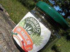 Le Erbe Magiche, ottimo condimento con erbe aromatiche macinate fresche, per arrosti, pane, zuppe e bruschette!