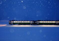 "500px / Photo ""polar express"" by Hideyuki Katagiri"