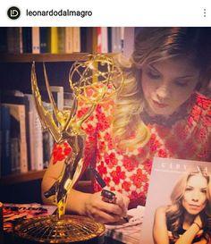 Three time Emmy awar