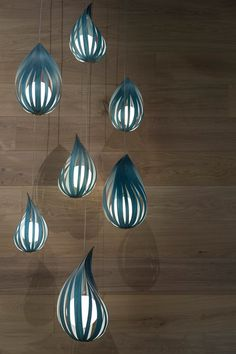 General lighting | Suspended lights | Raindrop Cluster 5 S | lzf. Check it out on Architonic