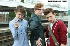 New On Pinterest. So Please Help xD Wellps This Is Tom Holland ^_^
