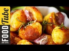 Jamie's Perfect Roast Potatoes - YouTube