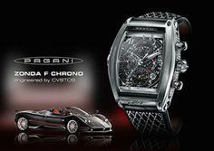 CVSTOS & PAGANI : PAGANI ENGINEERED, a watch born from a partnership with a prestigious car brand #watch #watches #luxury #watchporn #luxurywatch #chronollection #timepiece #design #lifestyle #fashion #menswear #cvstos