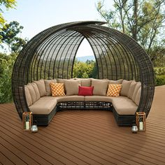 Ideas for Outdoor Rooms And Outdoor Living Spaces – Outdoor And Patio Ideas, Designs and DIY Plans. Outdoor Rooms, Outdoor Living, Outdoor Decor, Garden Furniture, Outdoor Furniture, Antique Furniture, Garden Sofa, Garden Seating, Home Decor Ideas