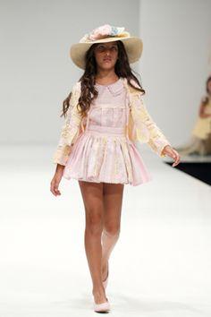 Infantil moda: Ropa infantil Larrana-primavera verano 2013