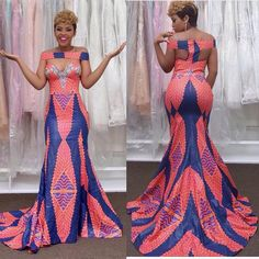 Ankara fabrics are known for their versatility and uniqueness; and in recent times fashion designers and tailors have leveraged on these qualities of the fabric to produce amazing creative styles combined…