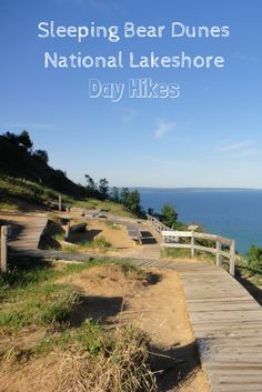 {guest post} @travelingted's picks for the 5 best day hikes in Sleeping Bear Dunes National Lakeshore, Michigan