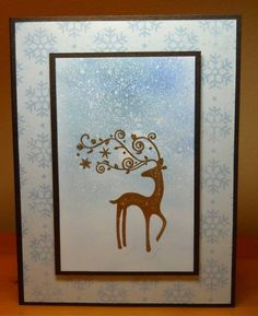 Old, New, and Blue Dasher by susanbri - Cards and Paper Crafts at Splitcoaststampers