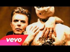 David Bowie - The Heart's Filthy Lesson. If you're easily freaked out, I wouldn't watch it. It's one of the more disturbing videos.