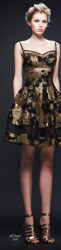 65dfdf6ab4b4a Veloudakis 2015-16 Robes Haute Couture, Beauté De La Mode, Mode Femme