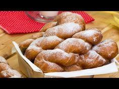 Pretzel Bites, French Toast, Bread, Breakfast, Food, Cute Donuts, Vegetarian, Powdered Sugar, Recipes