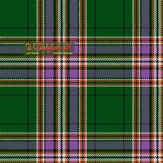 MacFarlane Hunting - Ancient Colours