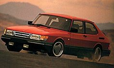 This Is One Of My All-Time Favorite Saab Photos 1992 Saab 900 SPG
