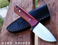 JR's Knives neckr jr