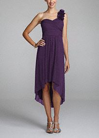 Short bridesmaid dresses from David's Bridal will look great on your girls! David's Bridal offers bridesmaid dresses in every shade and style. Bridesmaid Dresses Under 100, Plum Bridesmaid, Junior Bridesmaids, Bridesmaid Ideas, To Infinity And Beyond, Mesh Dress, Junior Dresses, Davids Bridal, Formal Dresses