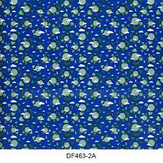 Hydro printing film flower pattern DF463-2A