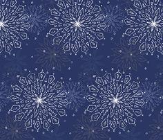Mandala fabric by caruprint on Spoonflower - custom fabric