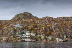 The Battery, St-John's, Canada by Mathieu Dupuis www.mathieudupuis.com St Pierre, I Am Canadian, Canada, Saint Jean, Photos Voyages, St John's, Newfoundland, Countries Of The World, Labrador