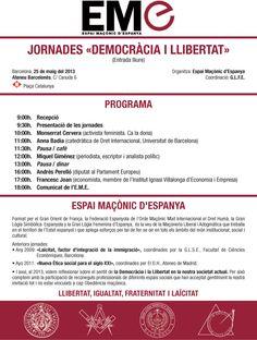 Masonería Mixta Internacional, logias españolas de Le Droit HumainMASONERÍA MIXTA   Noticias y comentarios sobre la masonería mixta internacional