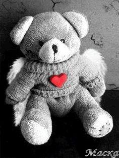 Nickname for teddy bear